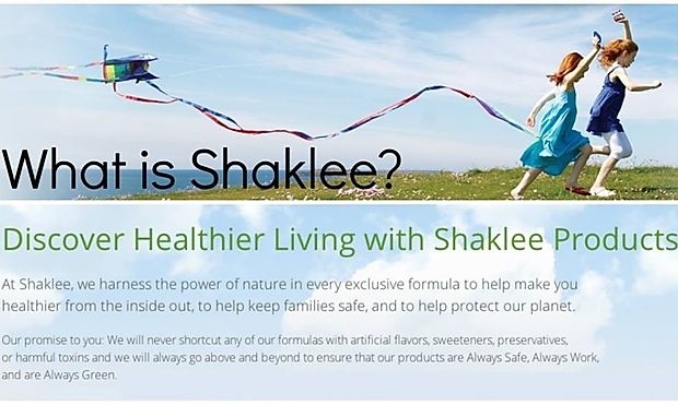 what is shaklee.jpg